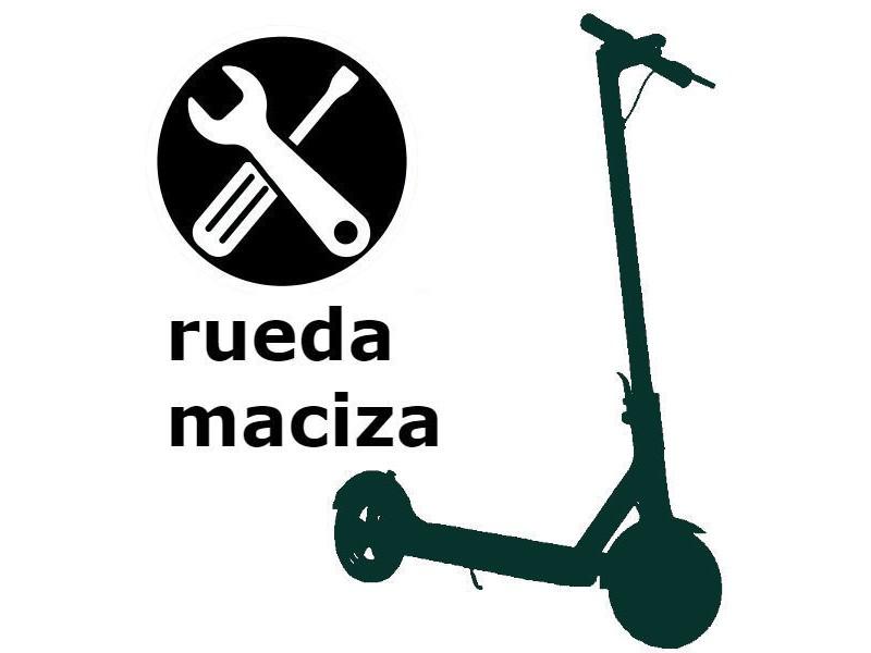 Rueda Maciza Patinete Xiaomi