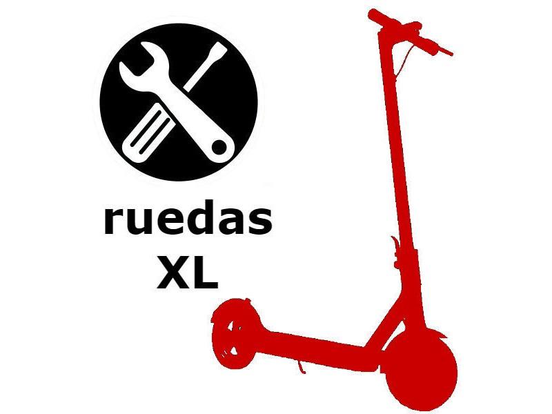 Ruedas XL Patinete Xiaomi
