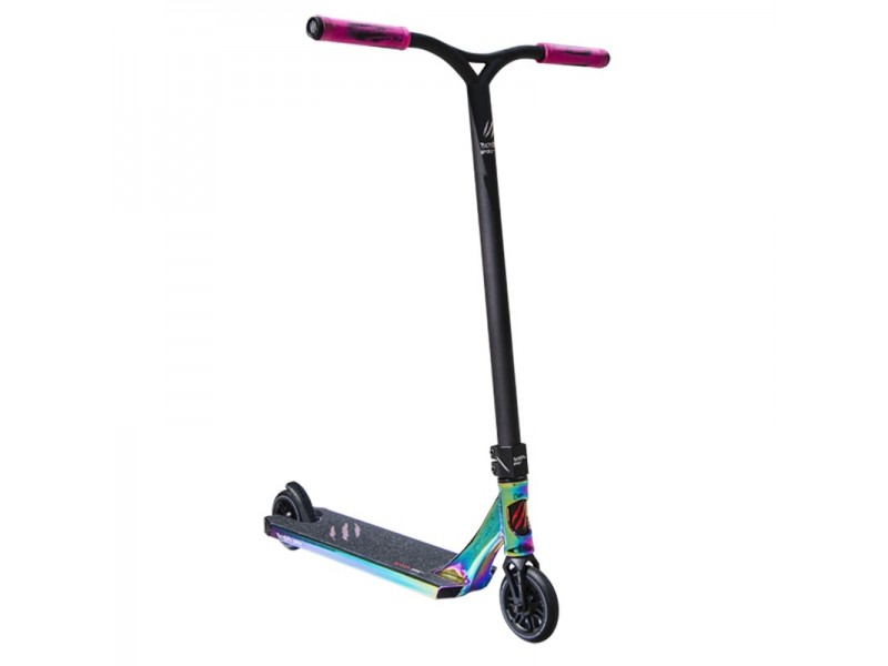 Patinete Scooter Pro Bestial Rocky R12 Rainbow