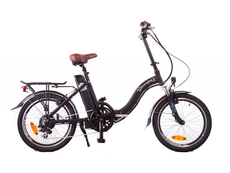 Bicicleta Eléctrica Urbana Lola
